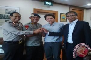 Wadansat Brimob PMJ Janji Tertibkan Sikap Jajaran
