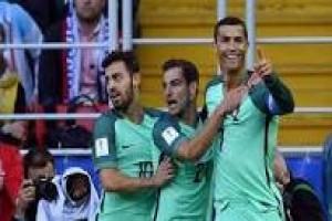 Ronalda bawa Portugal kalahkan Rusia