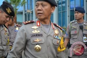 Polda Lampung Awasi 89 Simpatisan ISIS