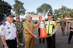 Lampung Upayakan Pemudik Nyaman Dan Aman