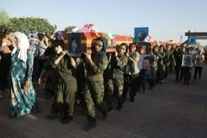 Turki peringatkan petempur Kurdi di Suriah