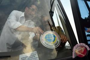 Menhub: Bus Tanpa Stiker Biru Dilarang Beroperasi