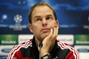 Legenda Belanda jadi pelatih Crystal Palace