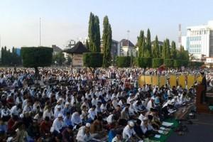 Khatib: Idul Fitri Momentum Kembali Untuk Kesucian