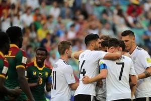 Jerman Melaju ke Semifinal Piala Konfederasi