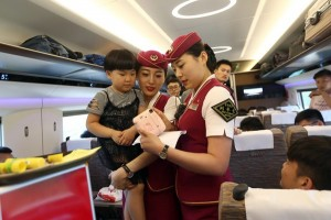 Pemudik pengguna KA di China capai 598 juta orang