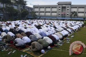 Belasan Ribu Warga Berlebaran di Penjara Jakarta