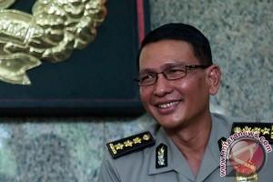 Tersangka Penyerangan Polisi Polda Sumut Empat Orang