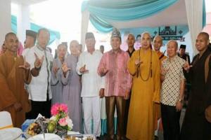 Gubernur: Silaturahmi Bangun Persaudaraan antarumat Beragama