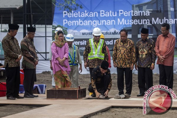Presiden Resmikan Pembangunan Museum Muhammadiyah Yogyakarta