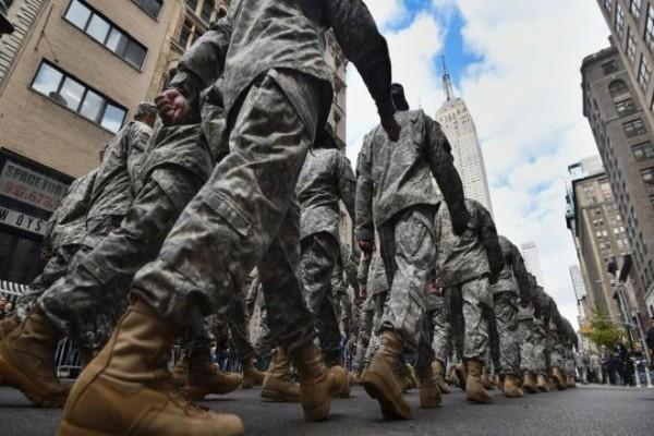 Transgender dilarang gabung militer AS