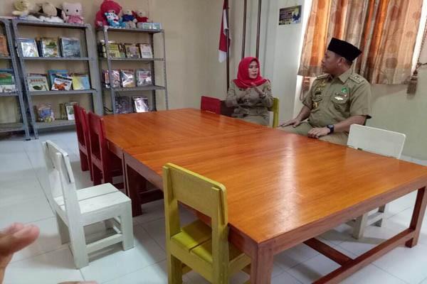Lampung Tengah Masukkan Membaca ke Kurikulum Sekolah