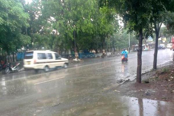 BMKG Prakirakan Cuaca Lampung Cerah Berawan-Hujan Ringan