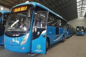 Gubernur : Bus Trans Lampung Berikan Layanan Prima