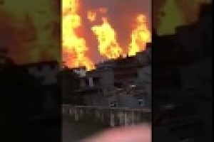 Delapan tewas akibat ledakan gas di Guizhou