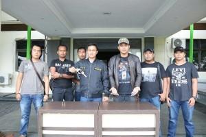 Tim Anti Bandit Tembak Mati DPO Pencurian