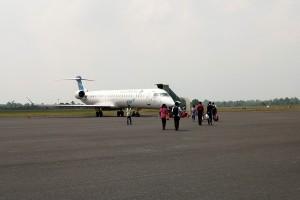 Bandara Lampung terbaik nasional