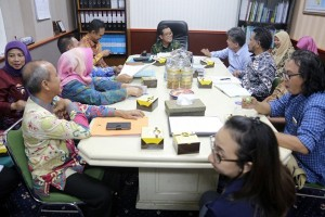 Pemprov Lampung Siap Sukseskan Sanitasi Berbasis Masyarakat
