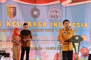 Gubernur Lampung: Bangun Ketahanan Keluarga Cegah Narkotika