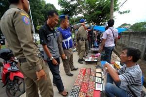 Penertiban Pendagang PKOR Wayhalim Gagal