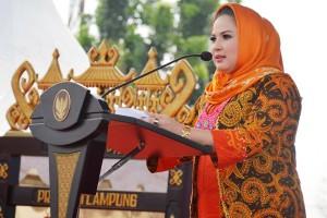 Pameran Industri Kreatif Warnai Harganas di Lampung