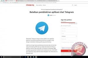 Kemkominfo: Normalisasi Tunggu Respons Telegram