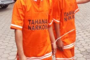 Polresta Bandarlampung tangkap 80 tersangka narkoba