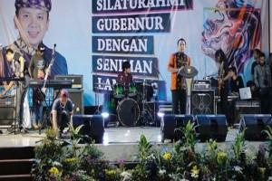 Gubernur Minta Seniman Gerakkan Seni Budaya Lampung