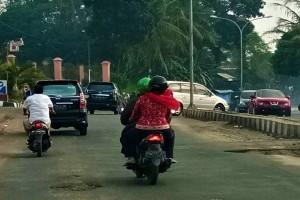 Jalan Pramuka Jadi Kewenangan Pemkot Bandarlampung