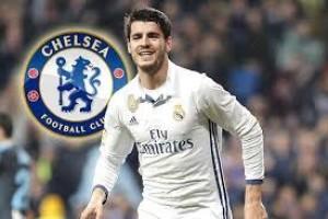 Chelsea sepakat datangkan Morata