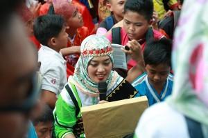 Bupati Lampung Timur Laporkan Lp3-ri Ke d)Polisi