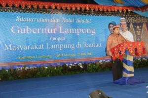 Gubernur: Proyek Strategis Tumbuhkan Daya Saing Lampung