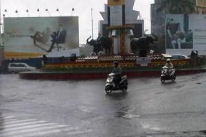 BMKG: Cuaca Lampung Hujan Ringan
