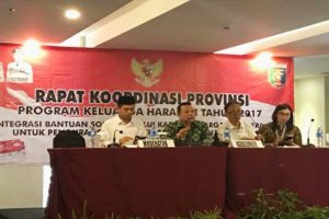 Pemprov Lampung Segera Salurkan Dana Pkh