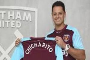Chicharito kembali ke Liga Inggris gabung West Ham