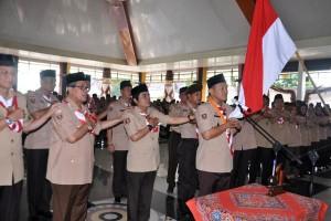 Mustafa Jadikan Pramuka Lampung Tengah Keren-Kece