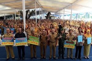 Pemprov Lampung Gelontorkan Puluhan Miliar Sektor Pendidikan