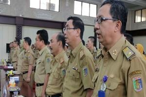 Pemprov Lampung Gelar Sosialisasi Penyusunan APBD