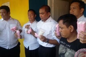 Polda Lampung amankan 7.300 ekstasi