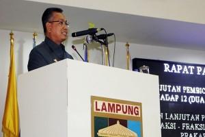 Pemprov Lampung Gali Potensi Pendapatan Daerah