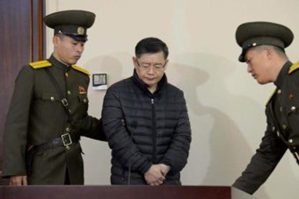 Korea Utara bebaskan pastor Kanada
