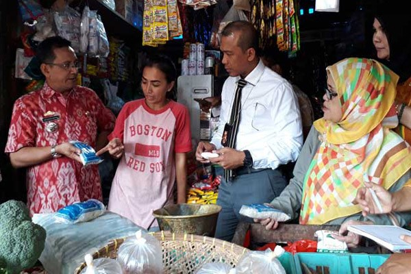 Harga Garam di Lampung Mulai Turun