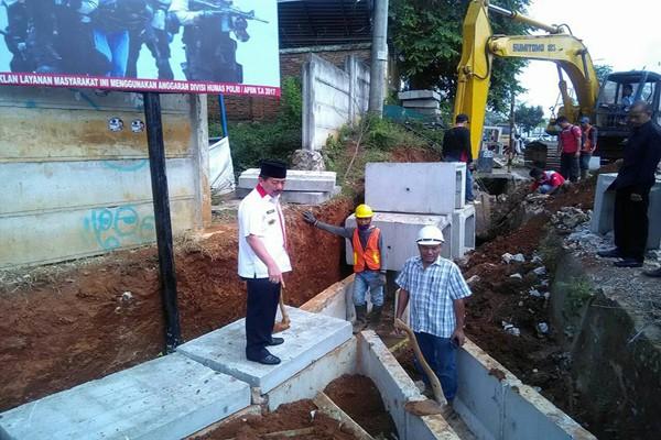 Wali Kota: Pembangunan Jalan Layang Berhenti Sementara
