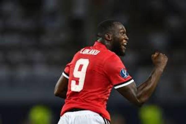 Lukaku cetak dua gol kala MU kalahkan West Ham
