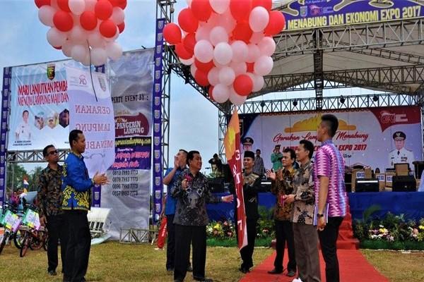 Gerakan Lampung Menabung Himpun Dana Rp122 Miliar