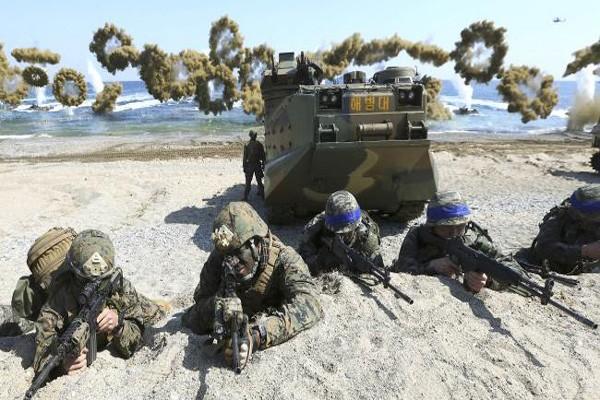 AS dan Korsel kembali gelar latihan militer