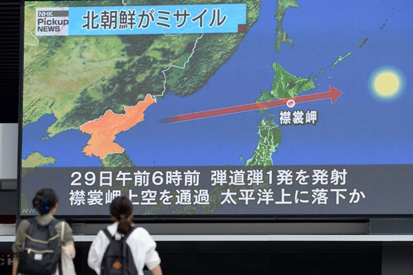 Sirene meraung-raung dan warga Jepang berebutan tinggalkan rumah