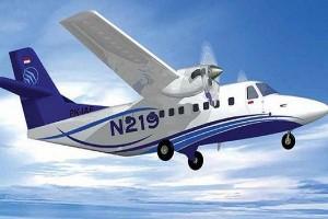 "Pesawat N-219 Jalani Tahap ""Medium Speed Test"""