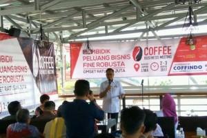 Lampung Buka Ruang Bagi Pebisnis Kopi