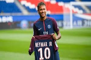 Neymar absen pada pertandingan pertama PSG